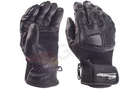 Rękawice Inmotion czarne XXXL