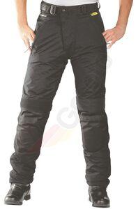 Spodnie Roleff tekstylne z membraną Wind-Tex I thermo textile kolor czarny rozmiar M