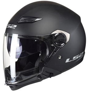 Kask modułowy LS2 OF569.1 SCAPE MATT BLACK L