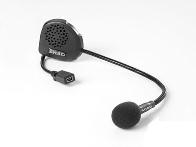 Zestaw słuchawkowy Jet Shad BC01 GPS Telefon