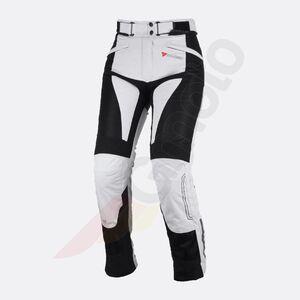 Spodnie tekstylne Modeka Breeze Lady popielato-czarne 46