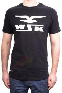 Koszulka T-shirt z logo ptak WSK M