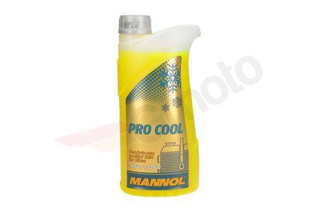 Płyn chłodniczy Mannol Pro Cool do motocykli 1l