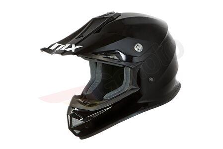 Kask enduro IMX FMX-01 czarny L