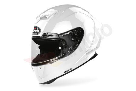 Kask integralny Airoh GP550 S White Gloss S