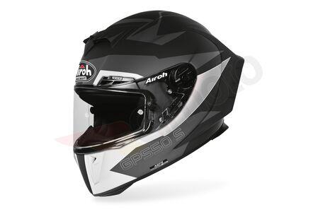 Kask integralny Airoh GP550 S Vektor Black Matt S