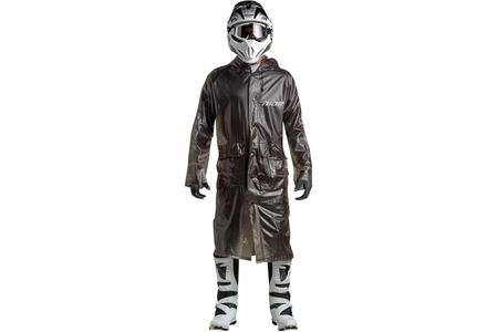 Kurtka przeciwdeszczowa - płaszcz Thor Excel Trench S8 czarny