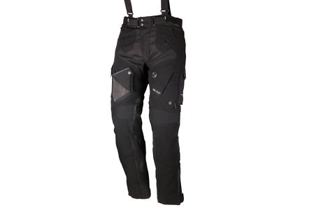 Spodnie tekstylne Modeka Talismen czarne XXL