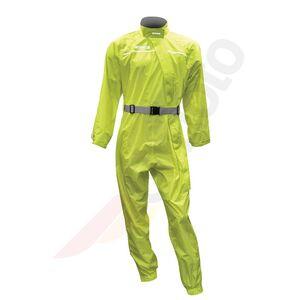 Kombinezon przeciwdeszczowy Biketec Raintec żółty fluo 2XL