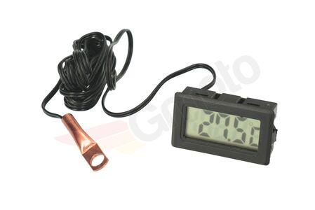 Elektroniczy czujnik wskaźnik temperatury silnika